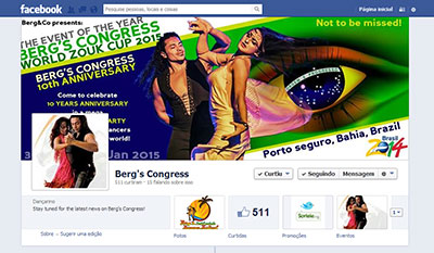 Lamabda Congress Facebook page